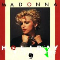 1983 Madonna - Holiday