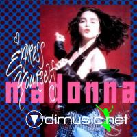 1989 Madonna - Express Yourself