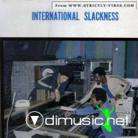 Sam Carty & The Astronauts - International Slackness 1981