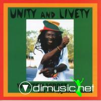 Winston Jarret & The Righteous Flames - Unity & Livety