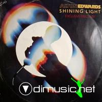 ALTON EDWARDS - SHINING LIGHT LP DISCO-MIX DJ