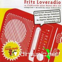 VARIOUS - Fritz Loveradio (2004 CD1)