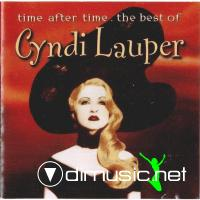 Cyndi Lauper - Time After Time - The Best Of Cyndi Lauper (2000)