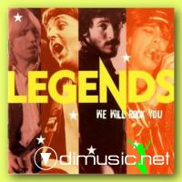 Legends Disc 8 - We Will Rock You