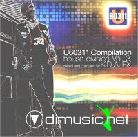 KID ALEX - U60311 Compilation House Division Vol. 3 (2CD) (2004)