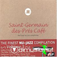 VARIOUS - Saint Germain Des Pres Cafe 5 (2004)