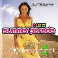 Summer Parade Trance 2009 (mixed by DJ Tatana)