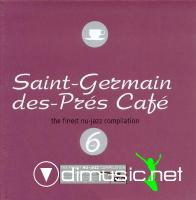 VARIOUS - Saint-Germain-Des-Pres Cafe 6 (2005)