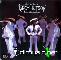 Leroy Hutson - Feel The Spirit (Vinyl, LP, Album) (1976)