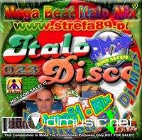 MEGA BEAT ITALO MIX - VOL. 23 (2008)