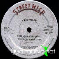 JOHN ROCCA - Once Upon A Time (1986)