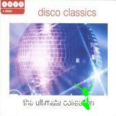 Disco Classics - the Ultimate Collection [Box set]