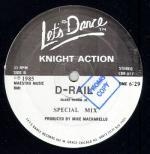 Knight Action - R-Trax & D-Rail [1985]