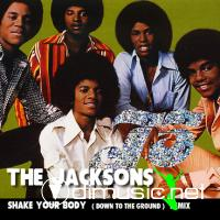 THE JACKSONS(1978) - SHAKE YOUR BODY (REMIX)
