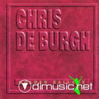 Cover Album of CHRIS DE BURGH - Golden Ballads