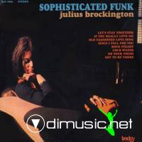 Julius Brockington - Sophisticated Funk (1972)
