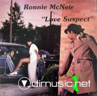 Ronnie McNeir - 1987 - Love Suspect
