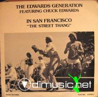 The Edwards Generation - The Street Thang (1976)