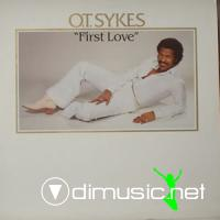 O.T. Sykes - First love (1982)