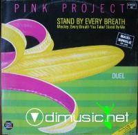 Pink Project - Stand By Every Breath - Single 12'' - 1983