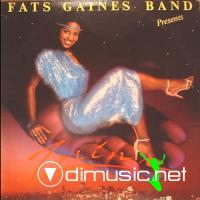 Fats Gaines Band presents Zorina - Born To Dance (1983)