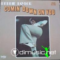 Debbie Taylor - Comin' Down On You (Vinyl, LP, Album) + Bonus Singles