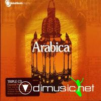 Arabica - Essential Arabic Beats [3 CD]
