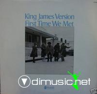 King James Version - First Time We Met (Vinyl, LP, Album)