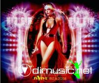 Fierce Angel Presents: Es Vive Ibiza -3CD (2008)