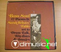 Sarah Webster Fabio - Boss Soul (Vinyl, LP)