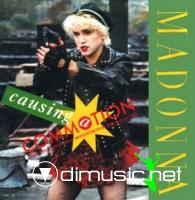 1987 Madonna - Causing a Commotion [MAXI]