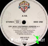 A-HA - CRY WOLF [EXTENDED VERSION]