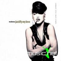 1990 Madonna - Justify My Love [MAXI]