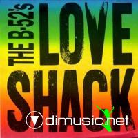 The B-52's - Love Shack (18 Versiones)???