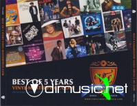 Best Of 5 Years Vinyl-Masterpiece.com - 2CD (2009)