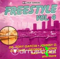 Freestyle Vol.4 FREESTYLE/DISCOFOX (1997)