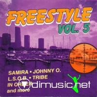 Freestyle Vol.5 FREESTYLE/DISCOFOX(1997)