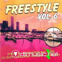 Freestyle Vol.6 FREESTYLE/DISCOFOX(1998)