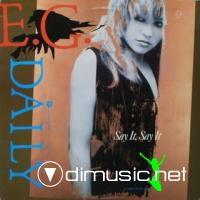 E.G. Daily - Say It, Say It (Vinyl)