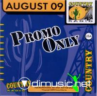 VA - Promo Only Country Radio August (2009)