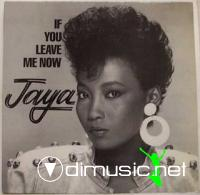 Jaya - If You Leave Me Now [Maxi] 1989