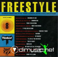 Freestyle Greatest Hits The Complete Collection, Vol. 8