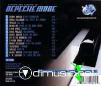 ***NEW CD*** Sythesizer Tribute To Depeche Mode (2009)