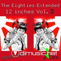 Cover Album of Various - The Eighties Extended 12 Inches Vol. 3