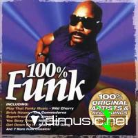 Various Artists - 100% Funk