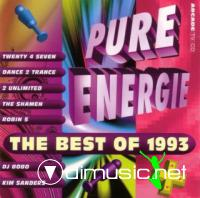 Pure Energie - The Best Of 1993