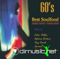 Best Soulfood 60's  vol  5