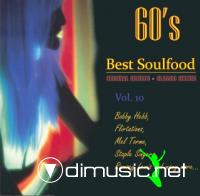 Best Soulfood 60's   vol  10