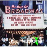 The Best of Broadway (Selections for Orchestra 3 CDs) Andrew Lane & Orlando PhO