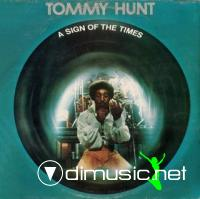 Tommy Hunt - A Sign Of The Times (Vinyl, LP)